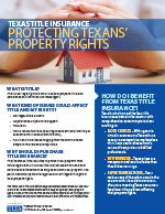 Protecting Property Rights